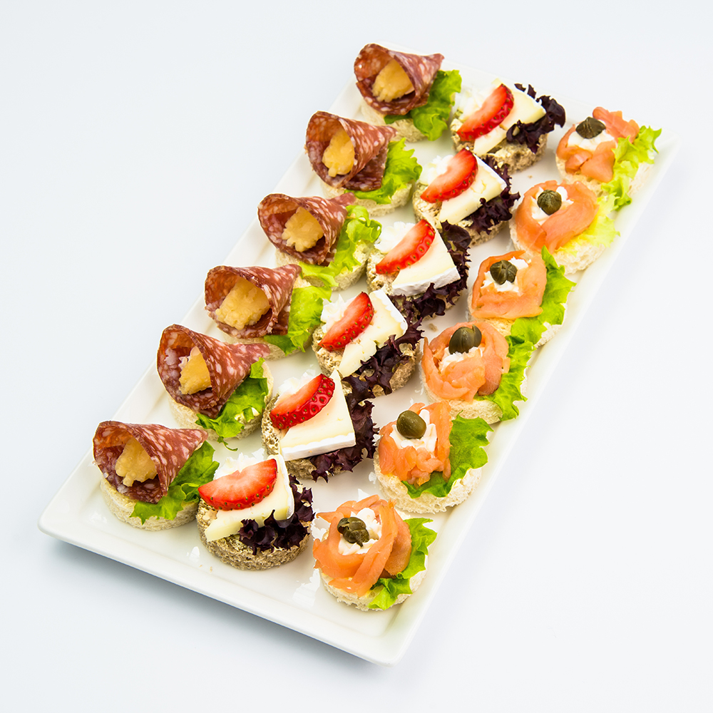 Canapes finger food 28 images canapes finger food for Italian canape ideas